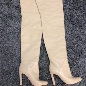 Francesco Russo high heel boots